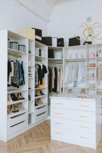 przegląd garderoby ze stylistką