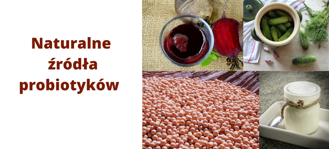 naturalne źródła probiotyków